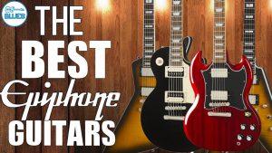 بهترین گیتارهای الکتریک اپیفون در سال ۲۰۲۱