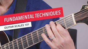 اصول اولیه نوازندگی گیتار