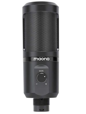 Maono AU-PM461TR USB Condenser Cardioid Microphone Kit