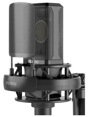 Maono AU-PM500 XLR Condenser Cardioid Microphone