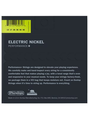 Dunlop Electric Guitar Strings 13-56 Gauge