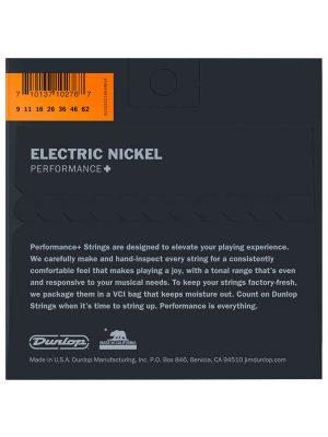 Dunlop Electric Guitar Strings 9-62 Gauge | 7-String