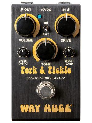 Way Huge Smalls Pork & Pickle Bass Overdrive & Fuzz