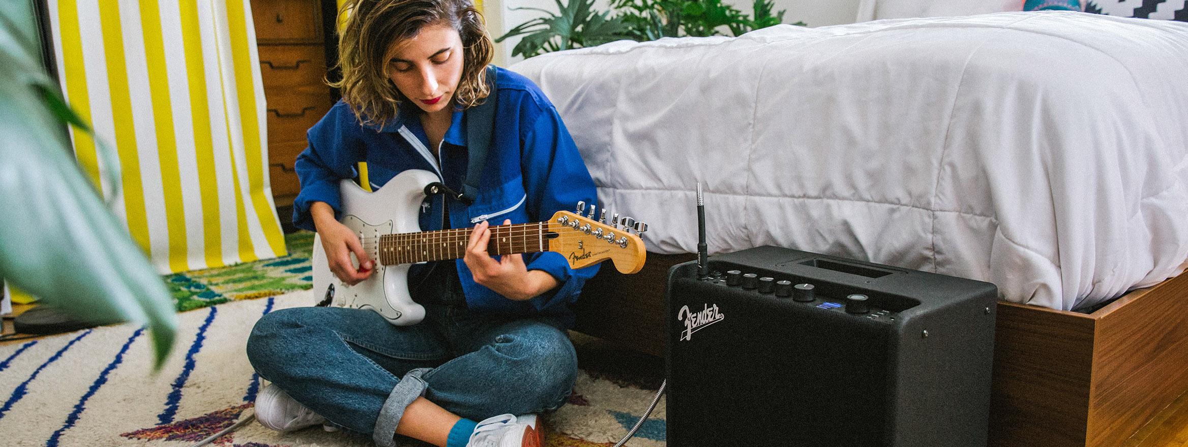 خرید اولین گیتار